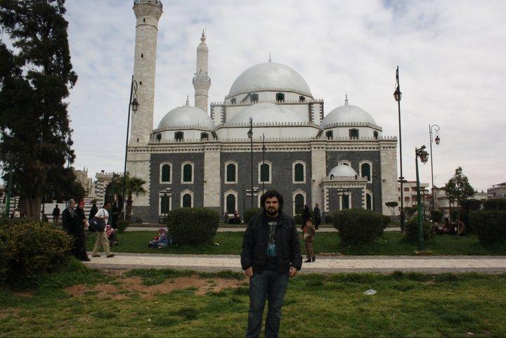 Humus, Halid Bin Velid Camii