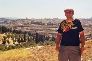 Zeytin Dağı-Kudüs