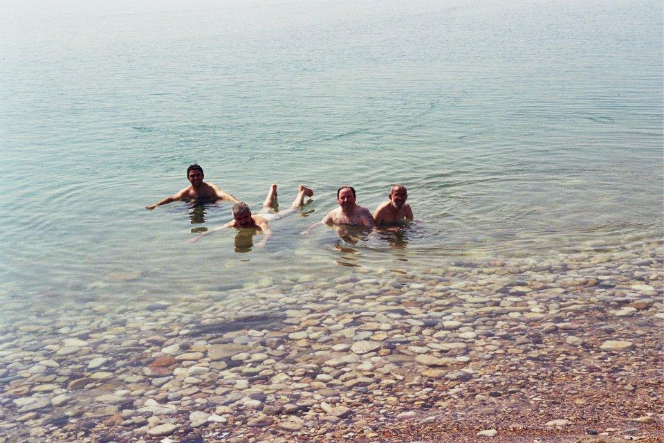 Ölüdeniz - Lut Gölü